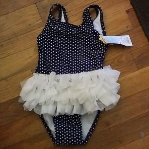Brand new with tags Cat & Jack 18 m bathing suit